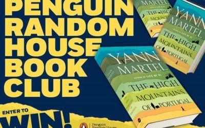 Penguin Random House Book Club Contest