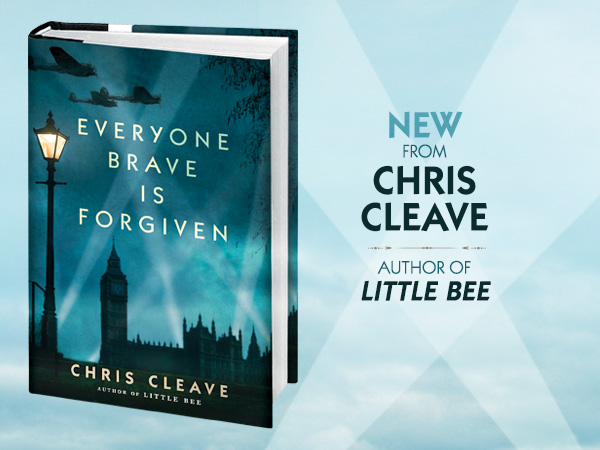 Penguin Random House Book Club: Everyone Brave is Forgiven