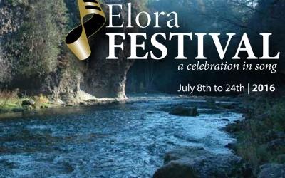 Elora Festival Set to Launch 37th Season