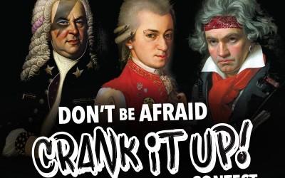 Crank It Up! Contest