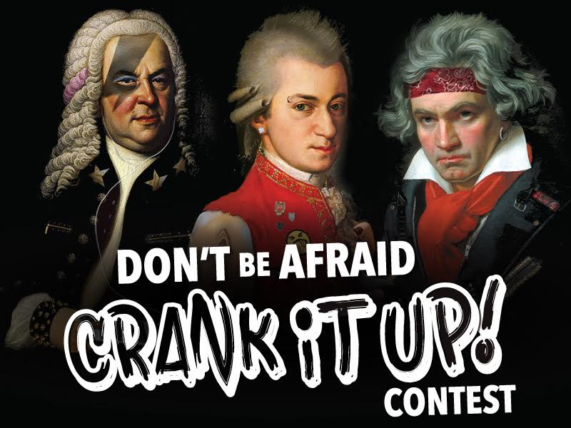 Crank It Up! Contest