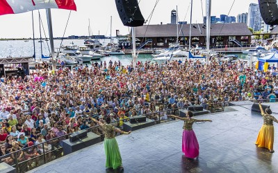 Summer 2016 at Harbourfront