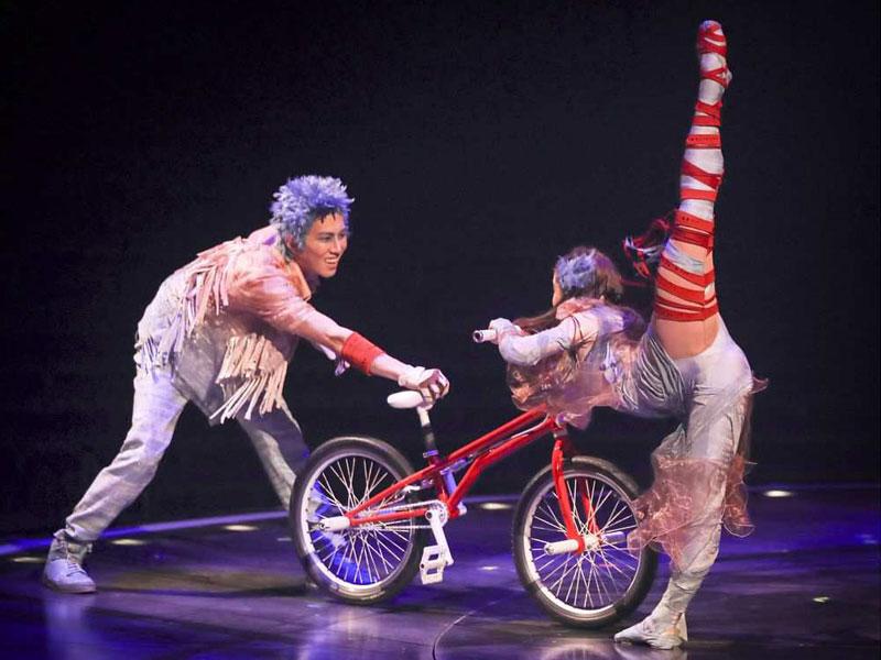 Win Tickets to Cirque du Soleil 'Volta' featured image