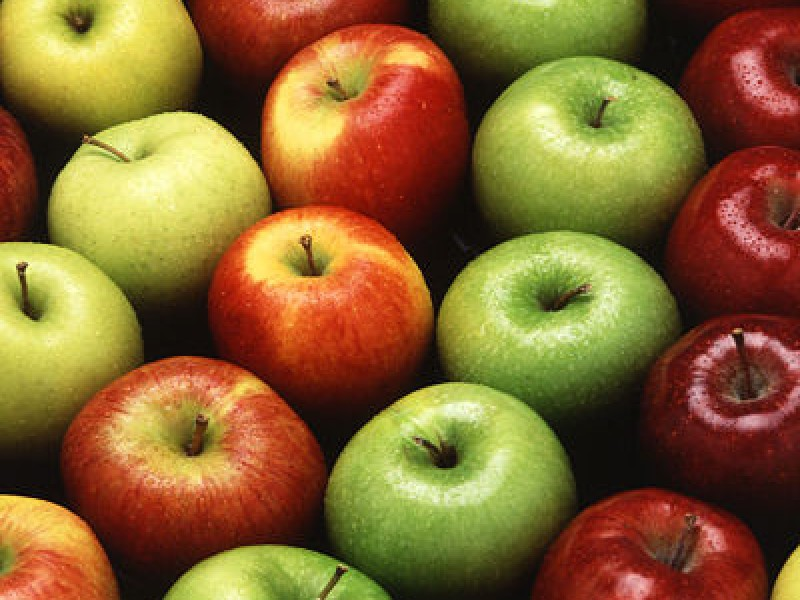 How to Wash Pesticide off Apples featured image