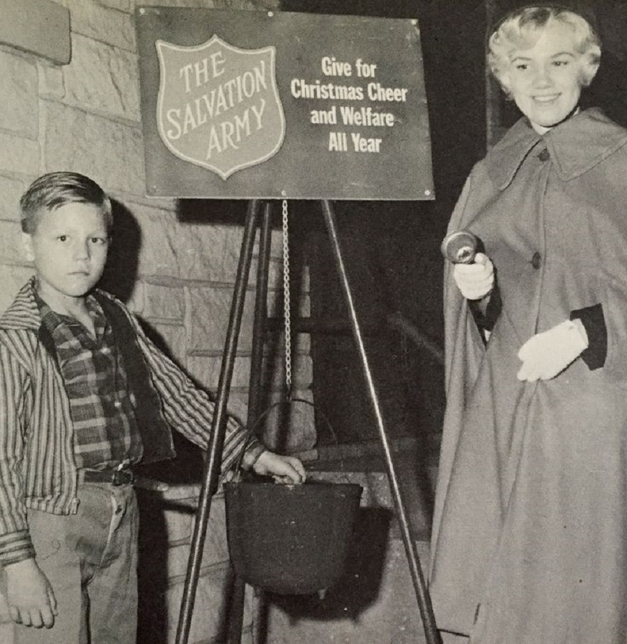 Help The Bells Ring Out This Christmas…Help Fill The Salvation Army Kettles featured image