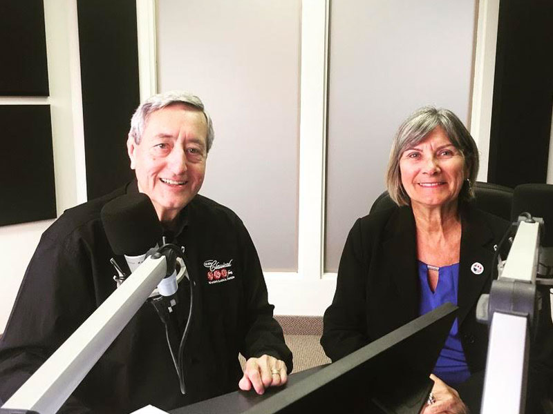 Bill Anderson interviews Collingwood Mayor Sandra Cooper featured image
