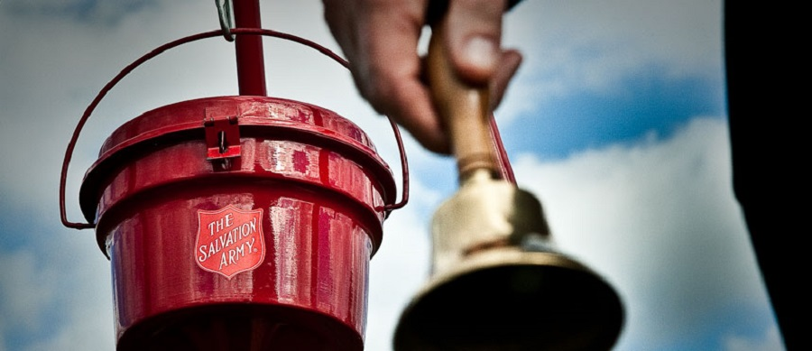 Help The Bells Ring Out This Christmas…Help Fill The Salvation Army Christmas Kettles featured image