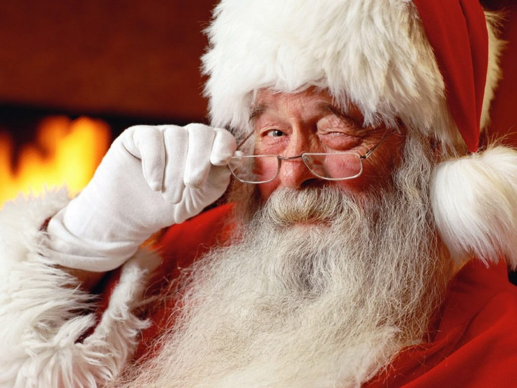 Pictures With Santa In A Vintage Fire Truck In Port Hope featured image