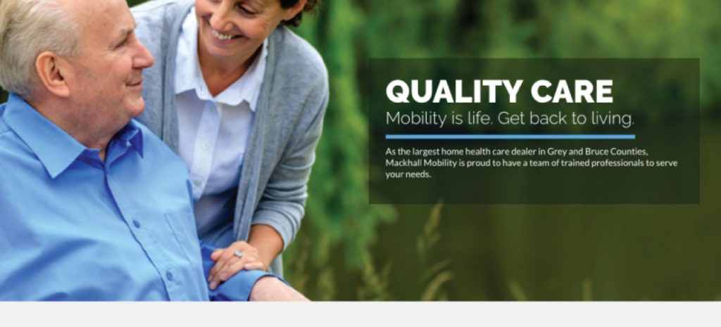 "Mackhall Believes ""Mobility Is Life So Get Back To Living"""