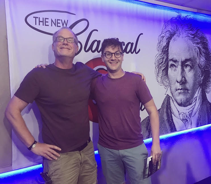 """Alex Dault of Theatre by the Bay, visits """"Classical Mornings"""" featured image"""