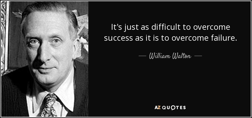 William Walton – slow, steady worker, and a champion of the viola featured image