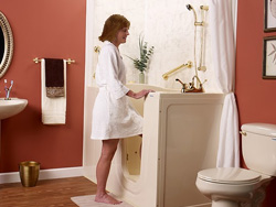 Premier care in bathing can help you stay in your home for Premier care bathrooms
