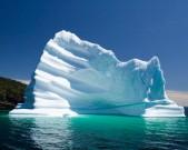 Icebergs tourism newfoundland canada