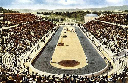 یونان، زادگاه المپیک