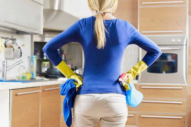 where are germs hiding in your home?