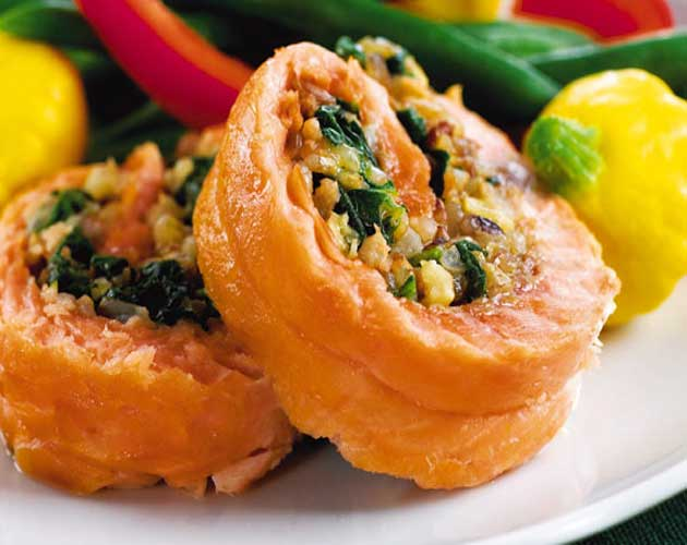 walnut-stuffed-salmon