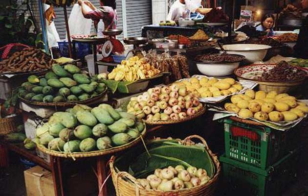 Fruit in Thailand