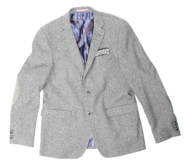 Sand Blazer, $665 The Bay