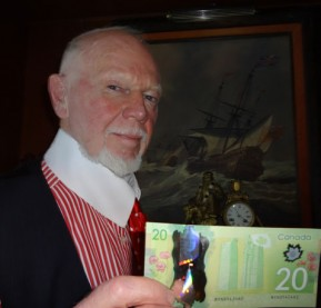Don Cherry Vimy contest