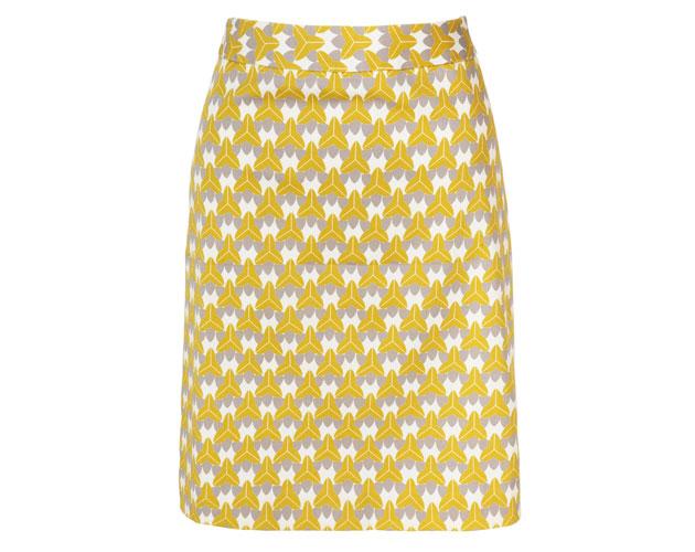 Coffee-Bean-Print-Skirt-$110