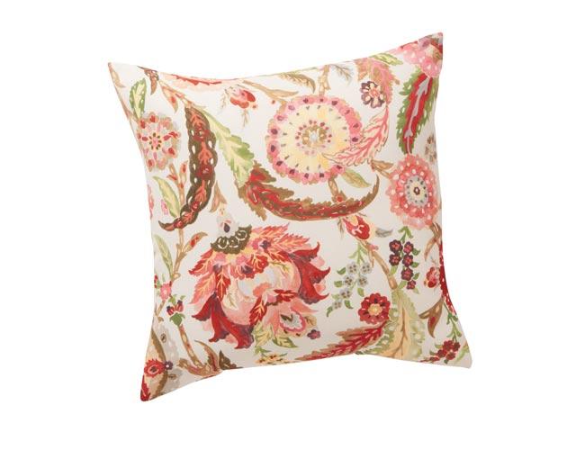 Malena outdoor pillow, $51, Pottery Barn, www.potterybarn.com