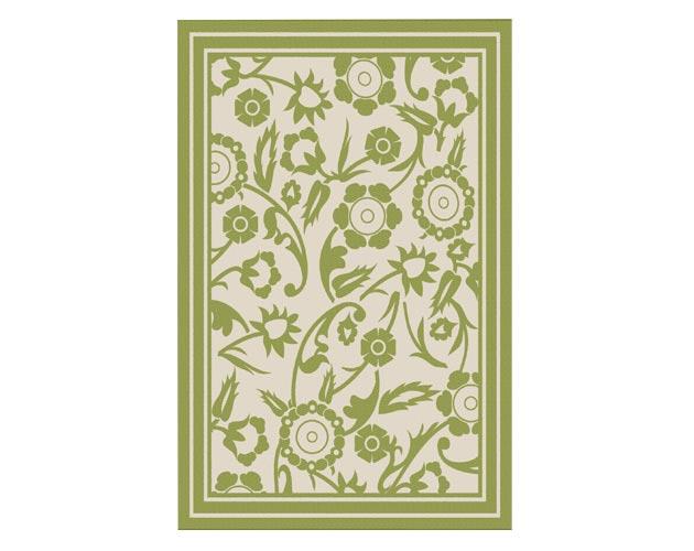The Esteva outdoor rug by Korhani, $29, Lowes