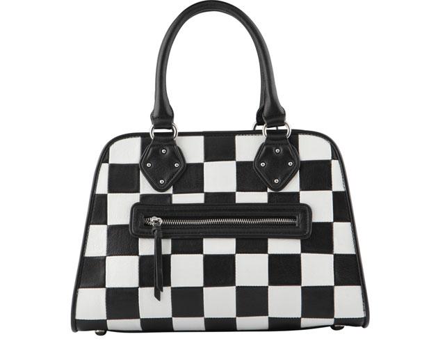 Checkered Bag, $70, Aldo