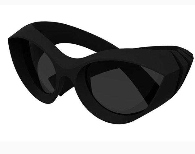 Angel, $575, Karir Eyewear