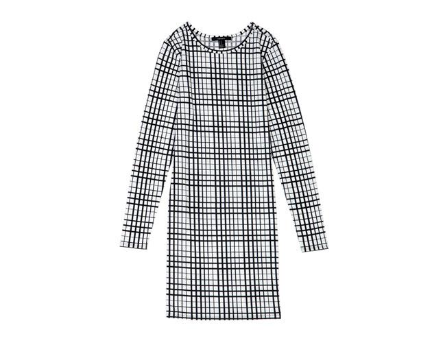 Plaid Bodycon Dress, 22.80, Forever 21
