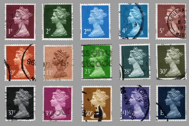 royal-stamps_feature_shutterstock_11918347