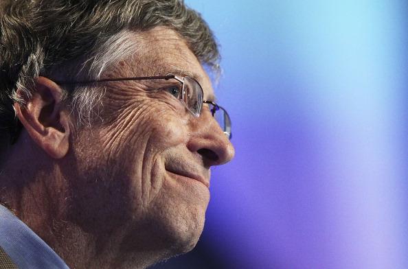 Bill Gates Lobbies Australia For Increased Overseas Aid Funding
