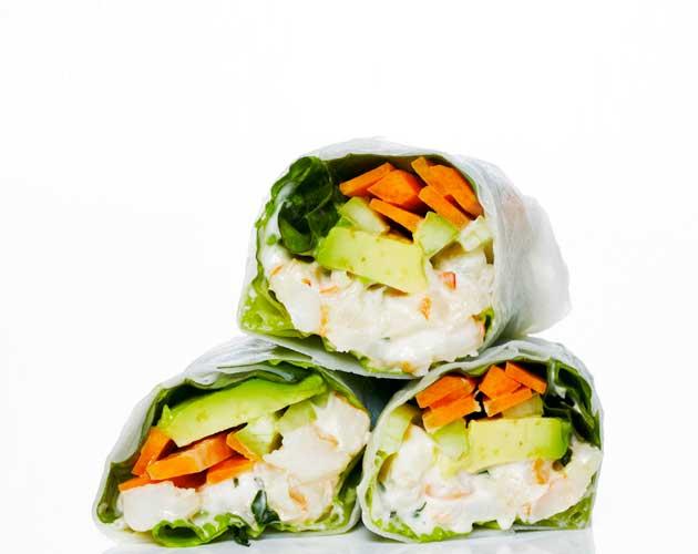 Shrimp Rice Paper Rolls Recipe