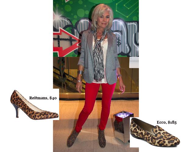 LeopardShoes