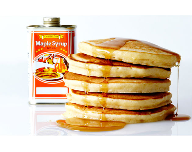 Maple Brown Sugar Pancakes