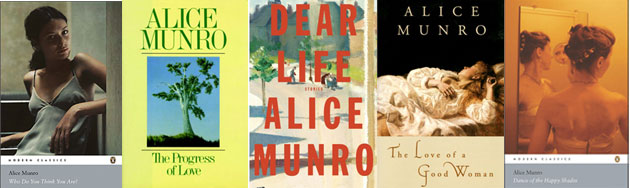 5 Award-Winning Books by Alice Munro