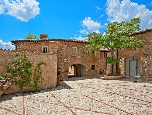 Borgo della Marmotta Umbria