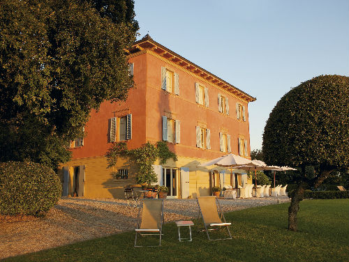 Fontelunga Hotel  Villas Tuscany