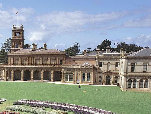 Mansion Hotel  Spa at Werribee Park Melbourne