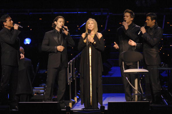 Il divo duets famous friends everything zoomer - Il divo and celine dion ...