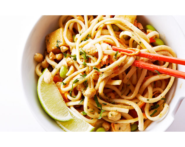 Creamy Peanut Noodles