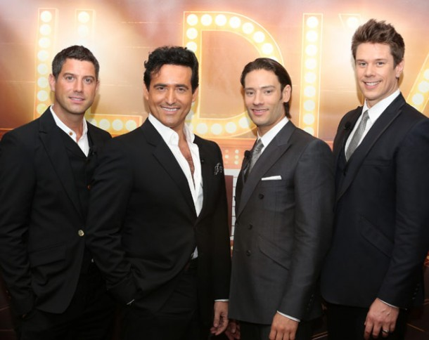 Get exciting il divo news and updates everything zoomer for Il divo cd list
