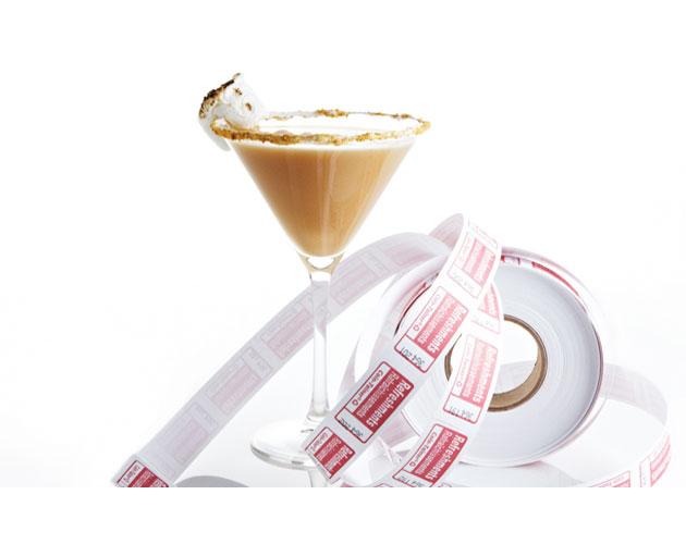 Toasted Marshmallow Martini