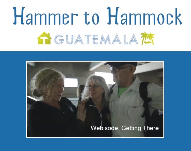 Hammer to Hammock: Getting There