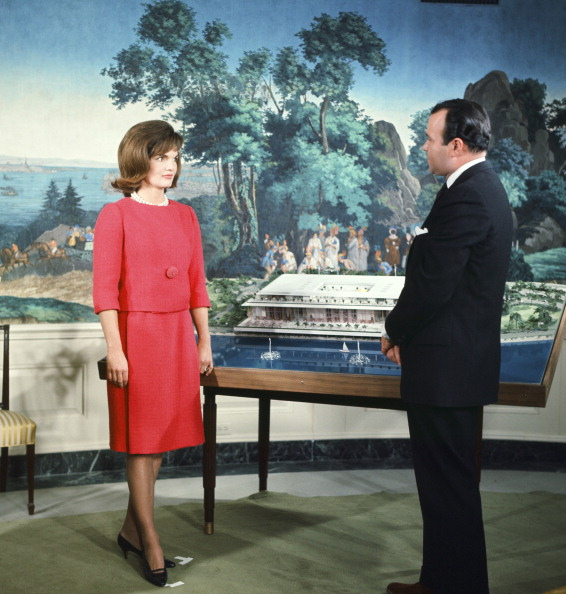 NBC News - National Culture Center with Jacqueline Kennedy