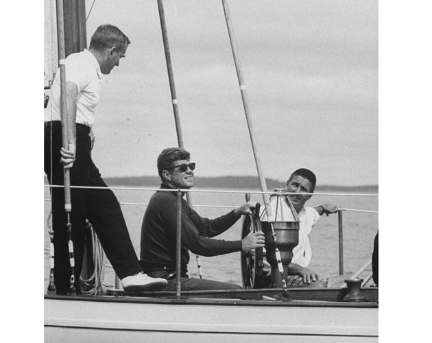 Peter-sailing