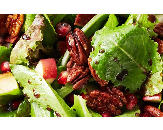 Maple Balsamic Salad