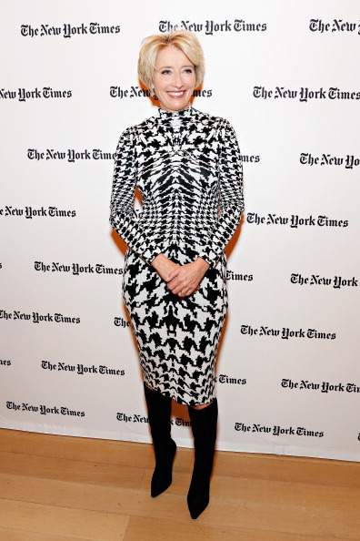 "The New York Times And The Academy Of Motion Pictures Of Arts And Sciences Host A Conversation With Emma Thompson, Star Of Walt Disney Studios Motion Pictures' ""Saving Mr. Banks"" And Janet Maslin"