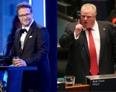 Seth Rogan Rob Ford