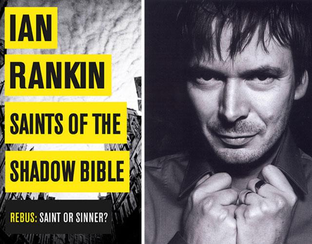 Ian Rankin Saints of the Shadow Bible