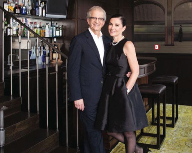 Ken and Renee Metrick